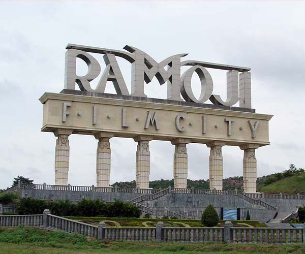 Hyderabad Ramoji Film City