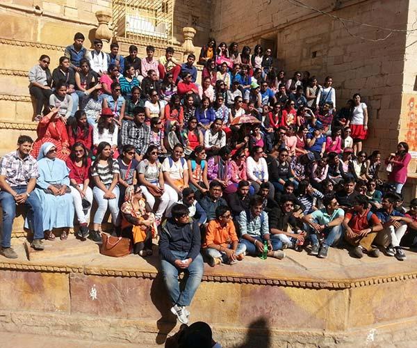 Bikaner-Jaisalmer-Jodhpur