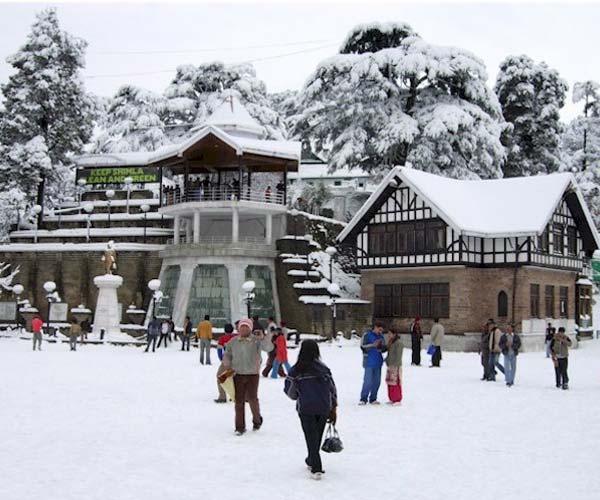 Shimla – Chail – Kufri – Naldehra