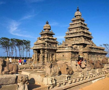 Chennai-Pondicherry-Mahabalipuram