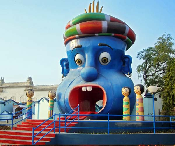 Hyderabad Ramoji Film City
